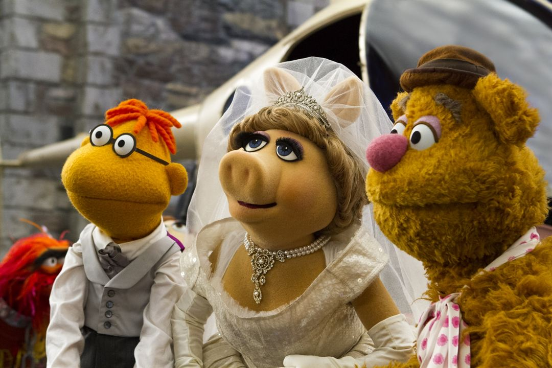 Die Muppets Most Wanted