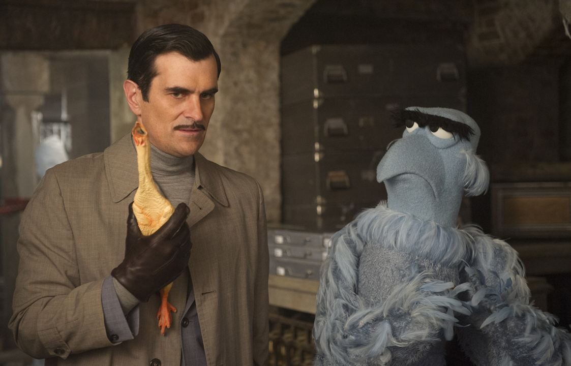 Die Muppets 2: Muppets Most Wanted : Bild Ty Burrell