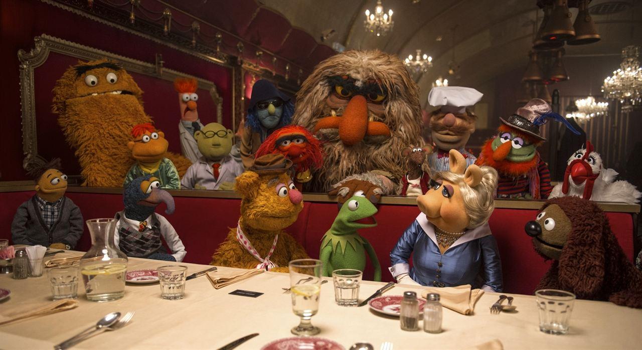 Die Muppets 2: Muppets Most Wanted : Bild