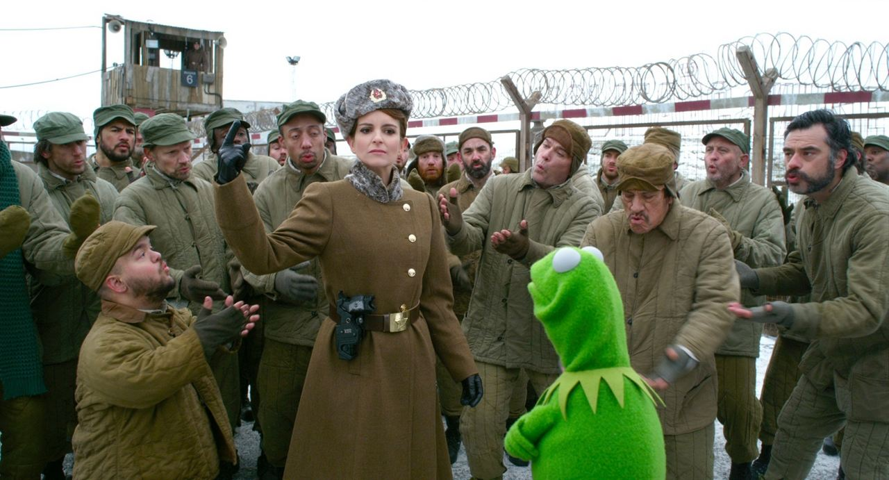 Die Muppets 2: Muppets Most Wanted : Bild Tina Fey