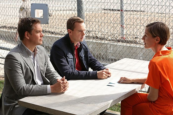 Bild Michael Weatherly, Sean Murray