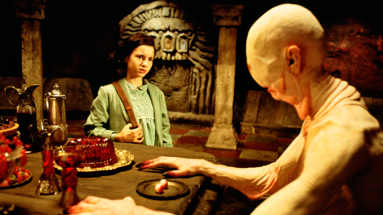 Pans Labyrinth : Bild