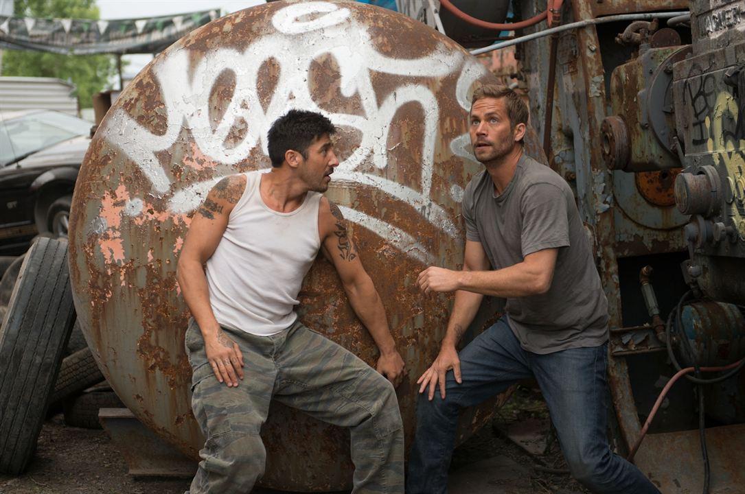 Brick Mansions : Bild David Belle, Paul Walker