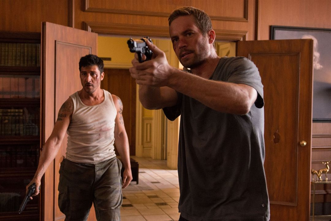 Brick Mansions : Bild David Belle, Paul Walker