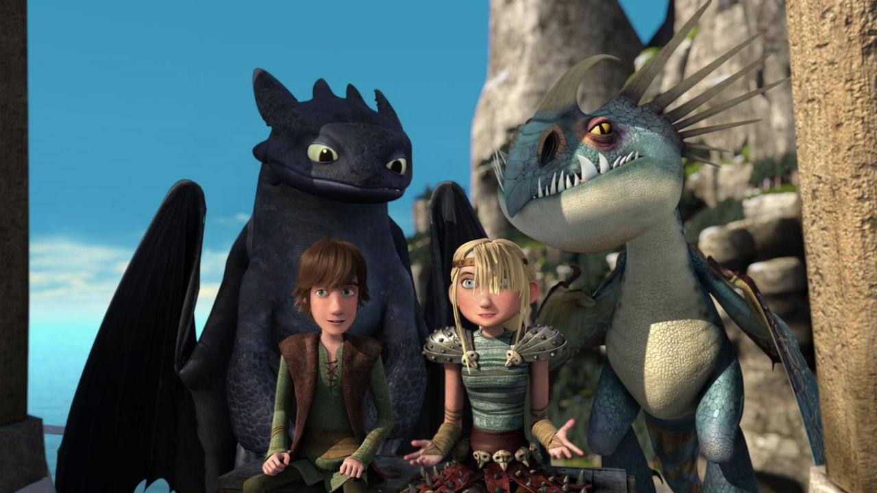DreamWorks Dragons : Bild