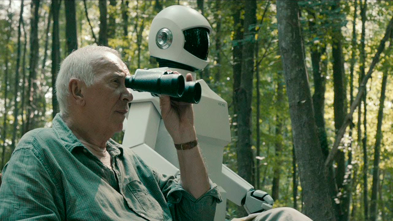 Robot & Frank : Bild