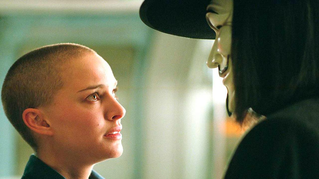 V wie Vendetta : Bild