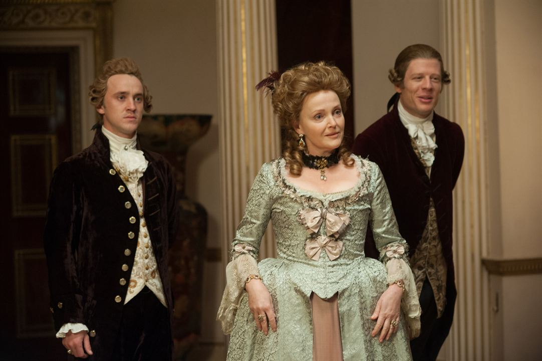 Dido Elizabeth Belle : Bild James Norton, Miranda Richardson, Tom Felton