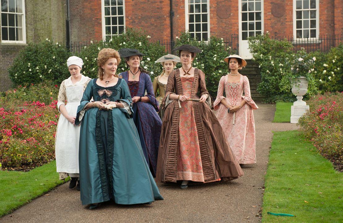 Dido Elizabeth Belle : Bild Emily Watson, Gugu Mbatha-Raw, Miranda Richardson, Penelope Wilton, Sarah Gadon