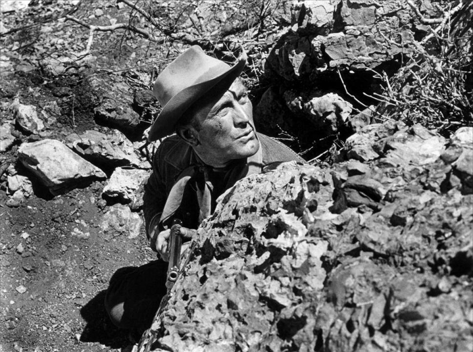 Einsam sind die Tapferen : Bild Kirk Douglas