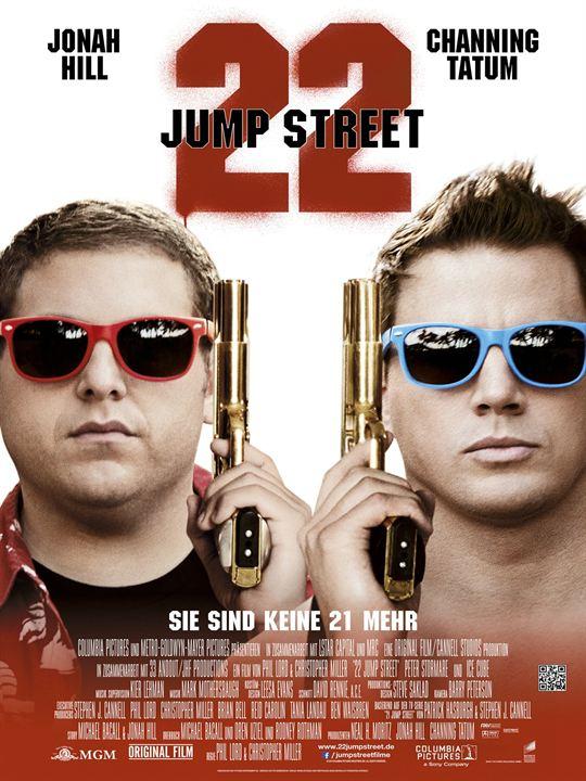 22 Jump Street : Kinoposter