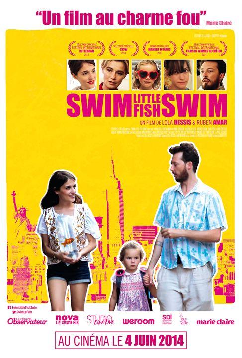 Swim Little Fish Swim : Kinoposter