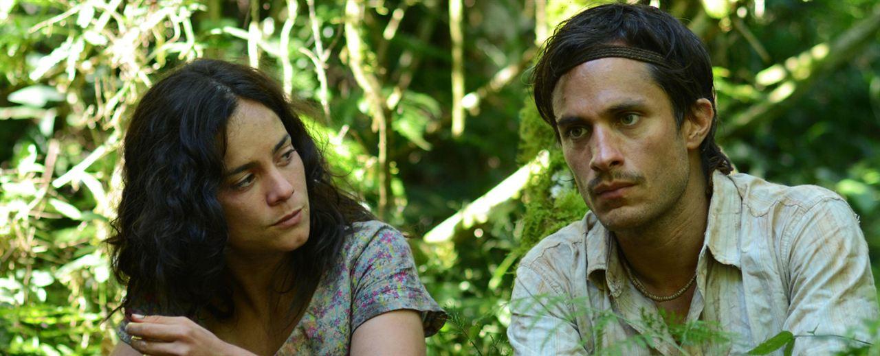 El Ardor : Bild Alice Braga, Gael García Bernal