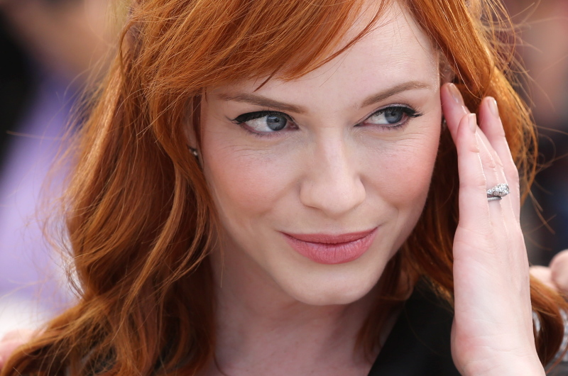 Lost River : Vignette (magazine) Christina Hendricks