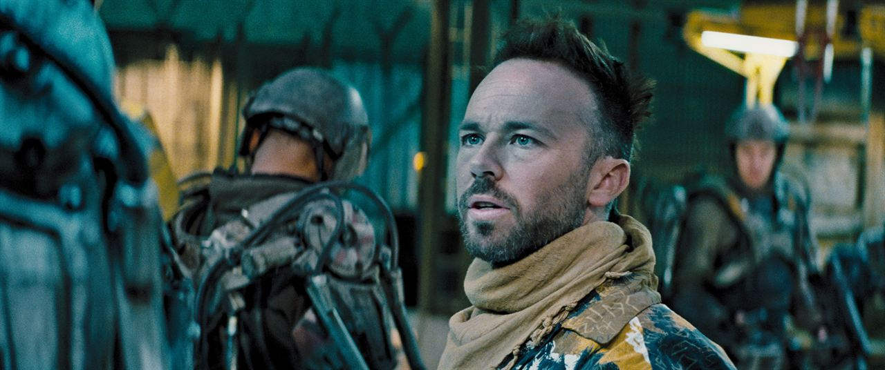 Edge Of Tomorrow - Live. Die. Repeat : Bild Jonas Armstrong
