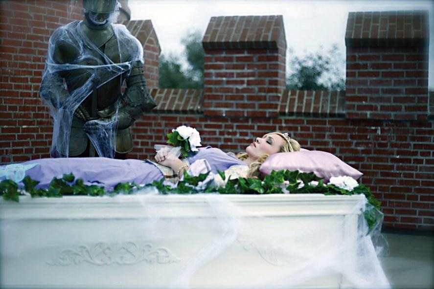 Sleeping Beauty - Dornröschen : Bild Jenny Allford