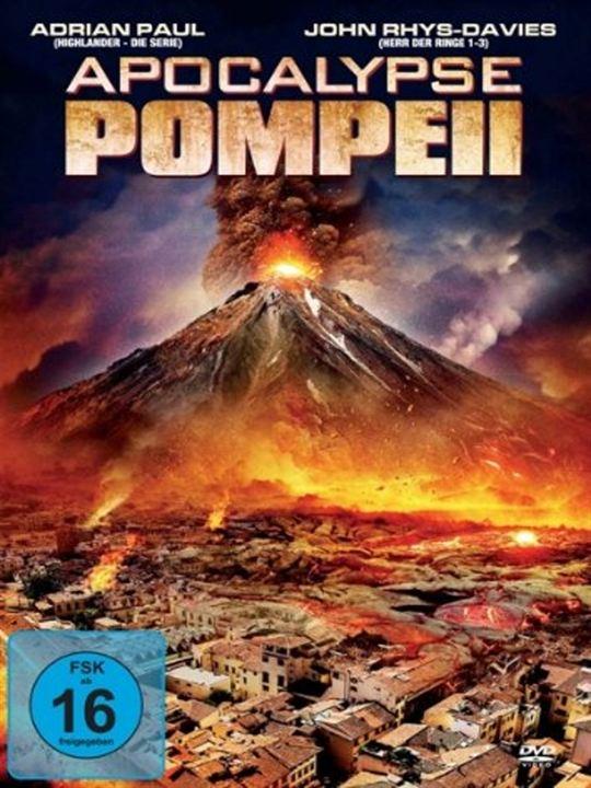 Apocalypse Pompeii : Kinoposter