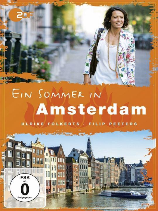 Ein Sommer in Amsterdam : Kinoposter