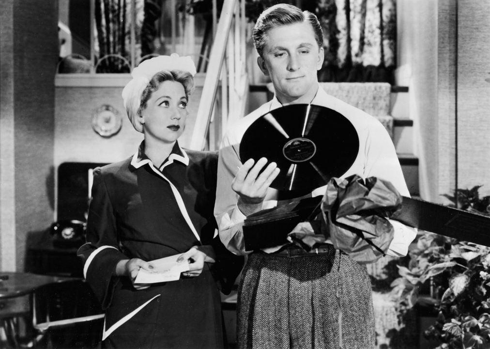Ein Brief an drei Frauen : Bild Ann Sothern, Kirk Douglas