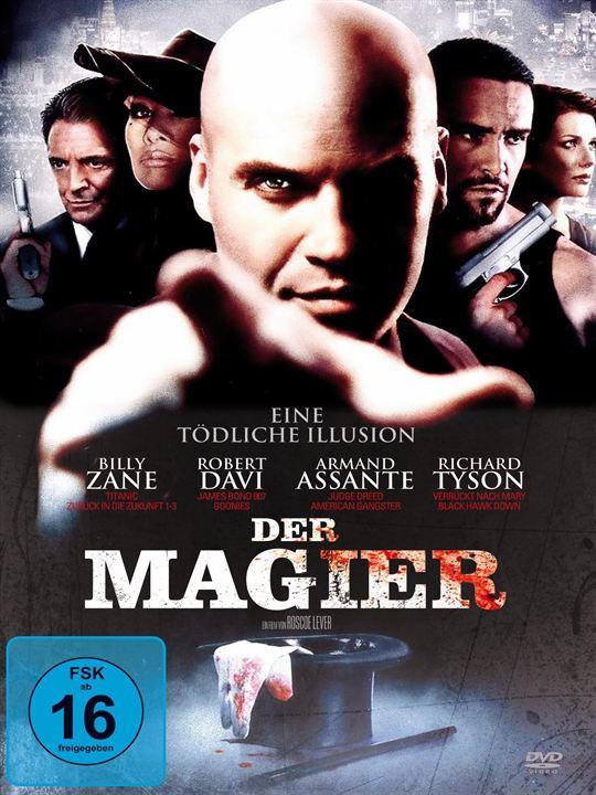 Der Magier : Kinoposter