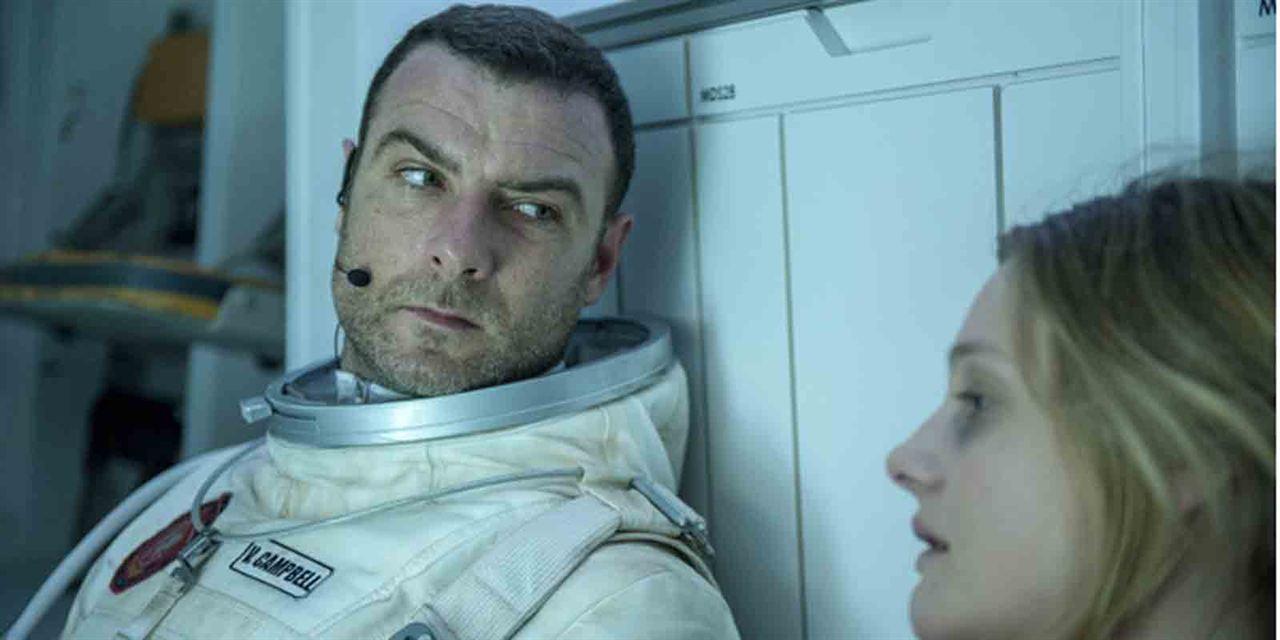 The Last Days on Mars : Bild Liev Schreiber, Romola Garai