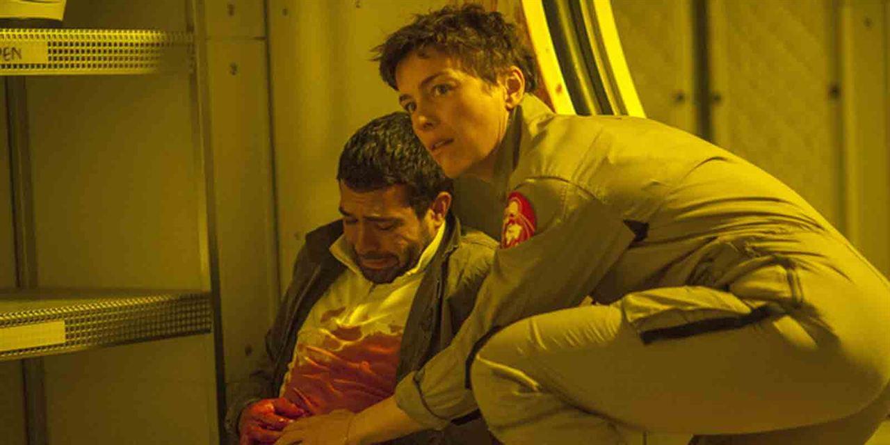The Last Days on Mars : Bild Olivia Williams