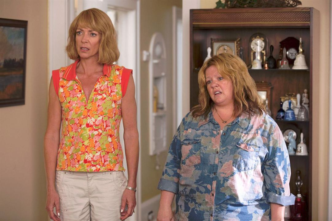Tammy - Voll abgefahren : Bild Allison Janney, Melissa McCarthy