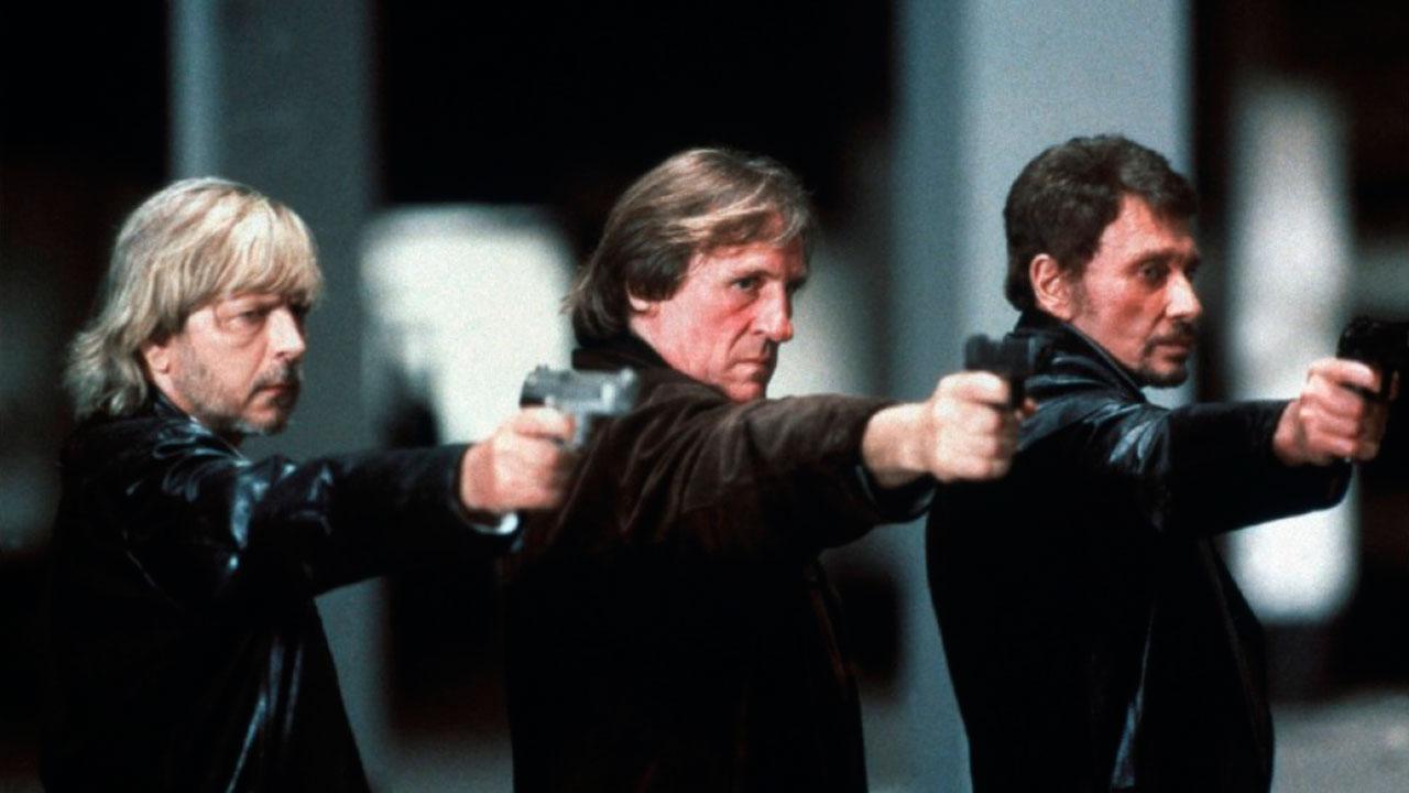 Crime Spree : Bild Gérard Depardieu, Johnny Hallyday, Renaud