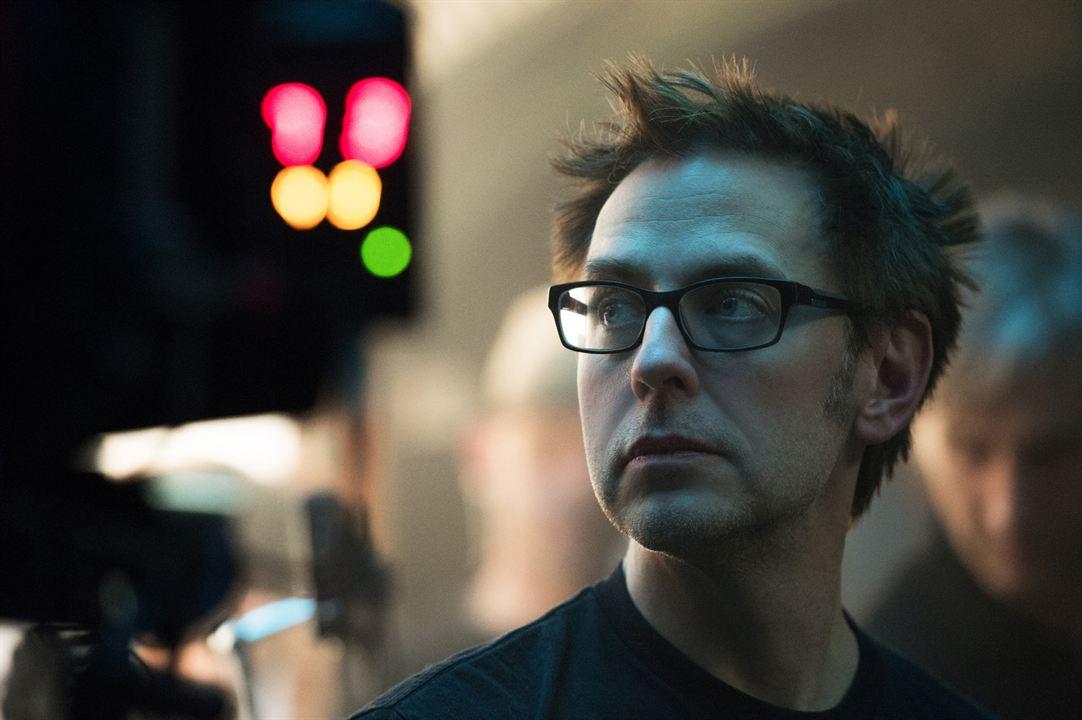 Guardians Of The Galaxy : Bild James Gunn