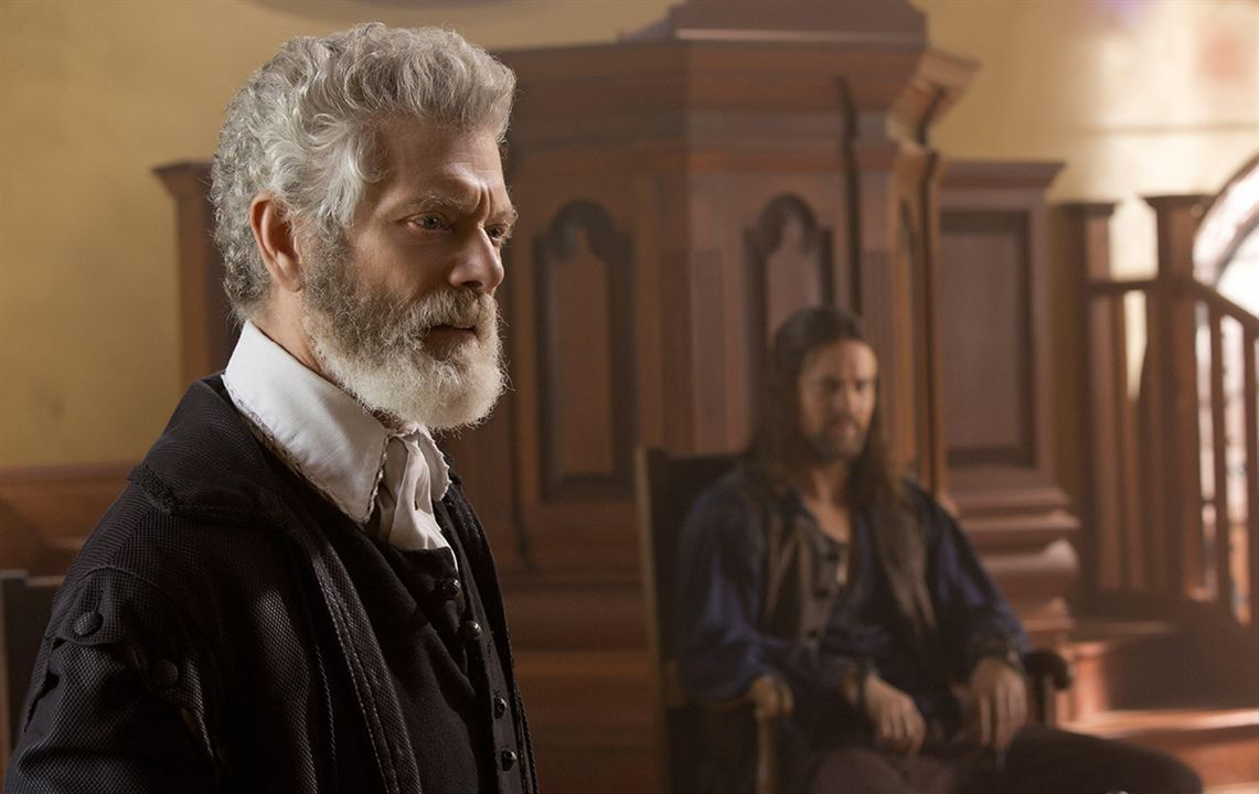 Bild Shane West, Stephen Lang