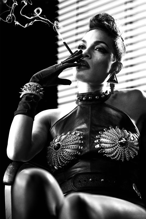 Sin City 2: A Dame To Kill For : Bild Rosario Dawson