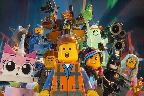 The LEGO Movie : Bild