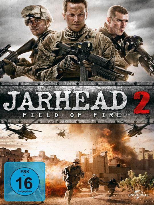 Jarhead 2: Zurück in die Hölle : Kinoposter