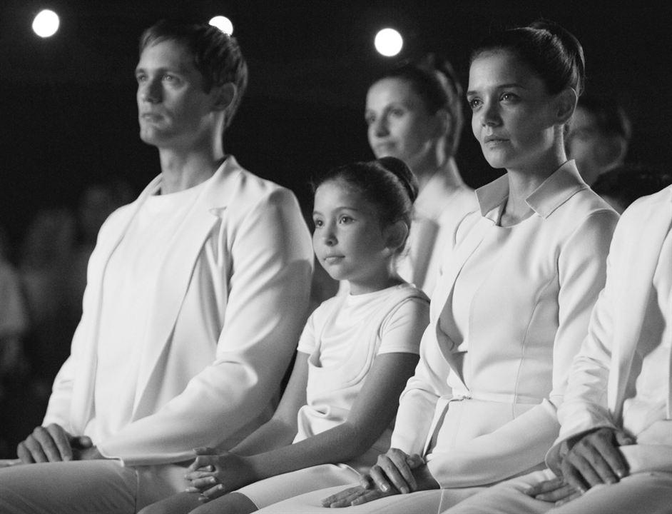 Hüter der Erinnerung - The Giver : Bild Alexander Skarsgård, Emma Tremblay, Katie Holmes