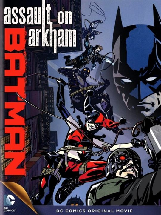 Batman: Assault on Arkham : Kinoposter