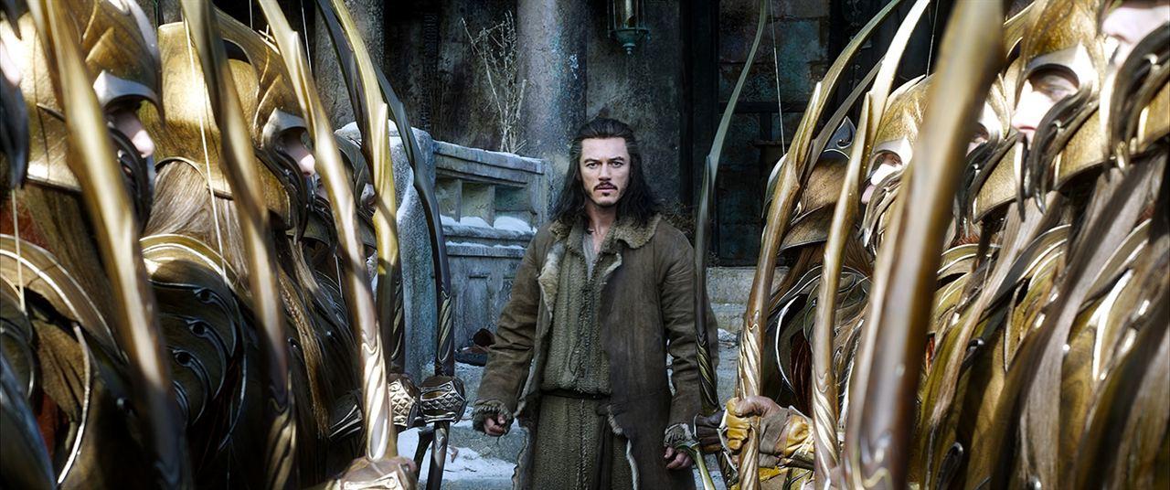 Der Hobbit: Die Schlacht der Fünf Heere : Bild Luke Evans