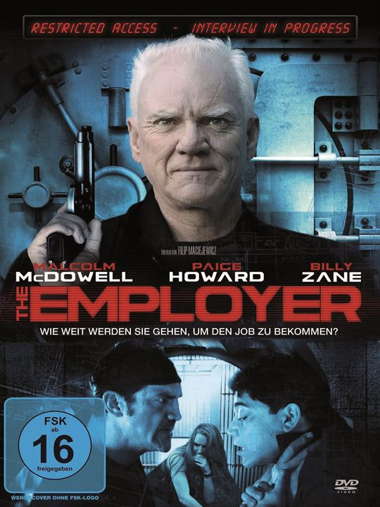 The Employer : Kinoposter