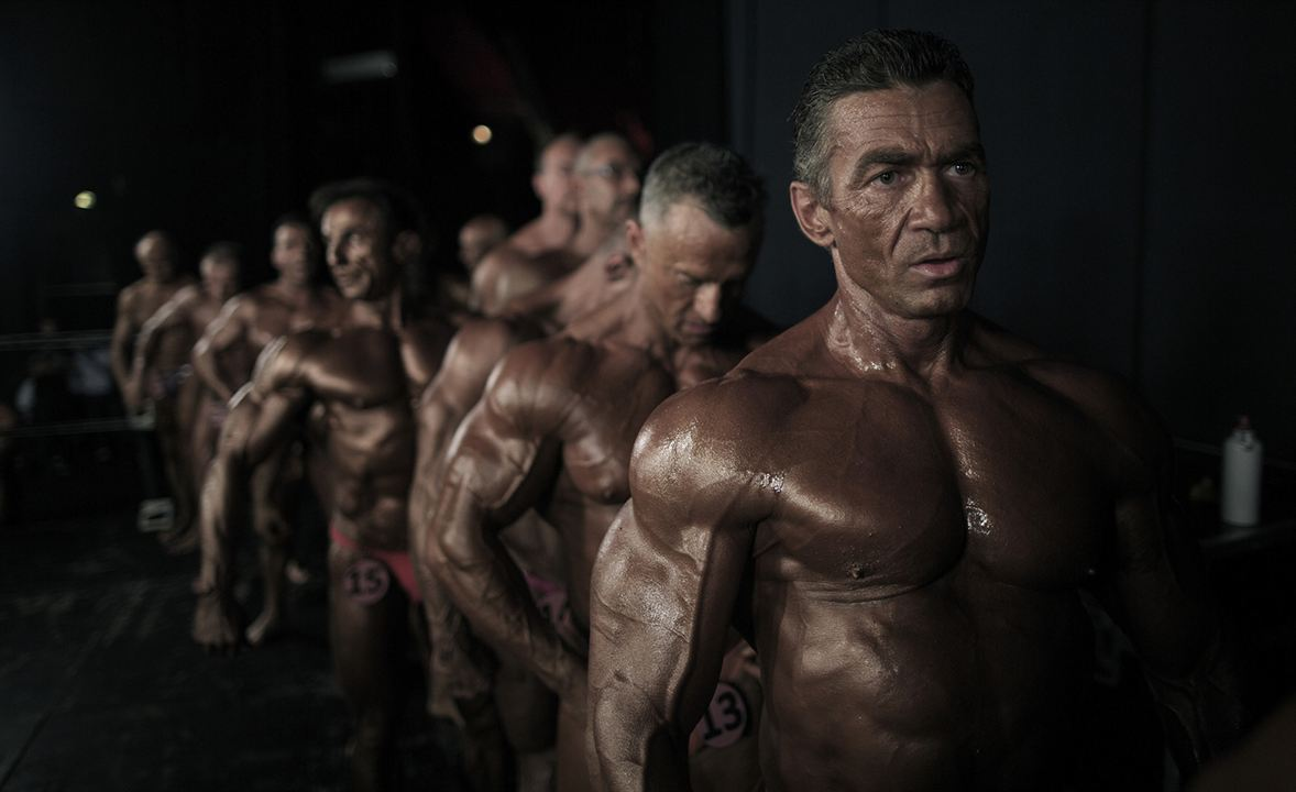 Bodybuilder : Bild Yolin François Gauvin