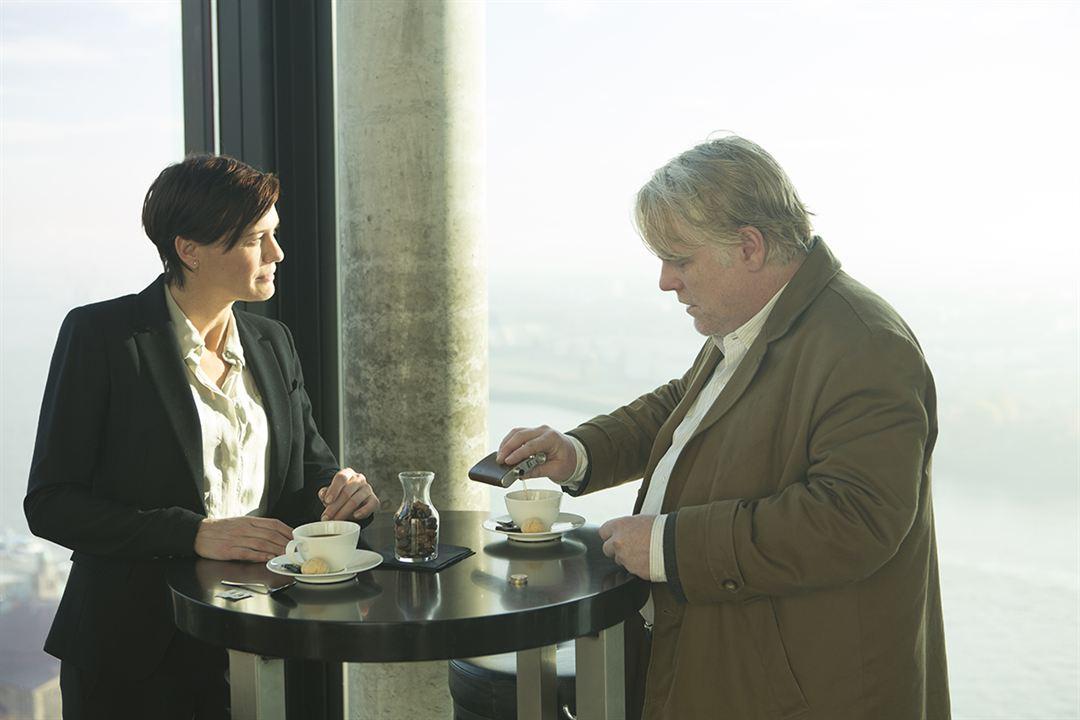A Most Wanted Man : Bild Philip Seymour Hoffman, Robin Wright