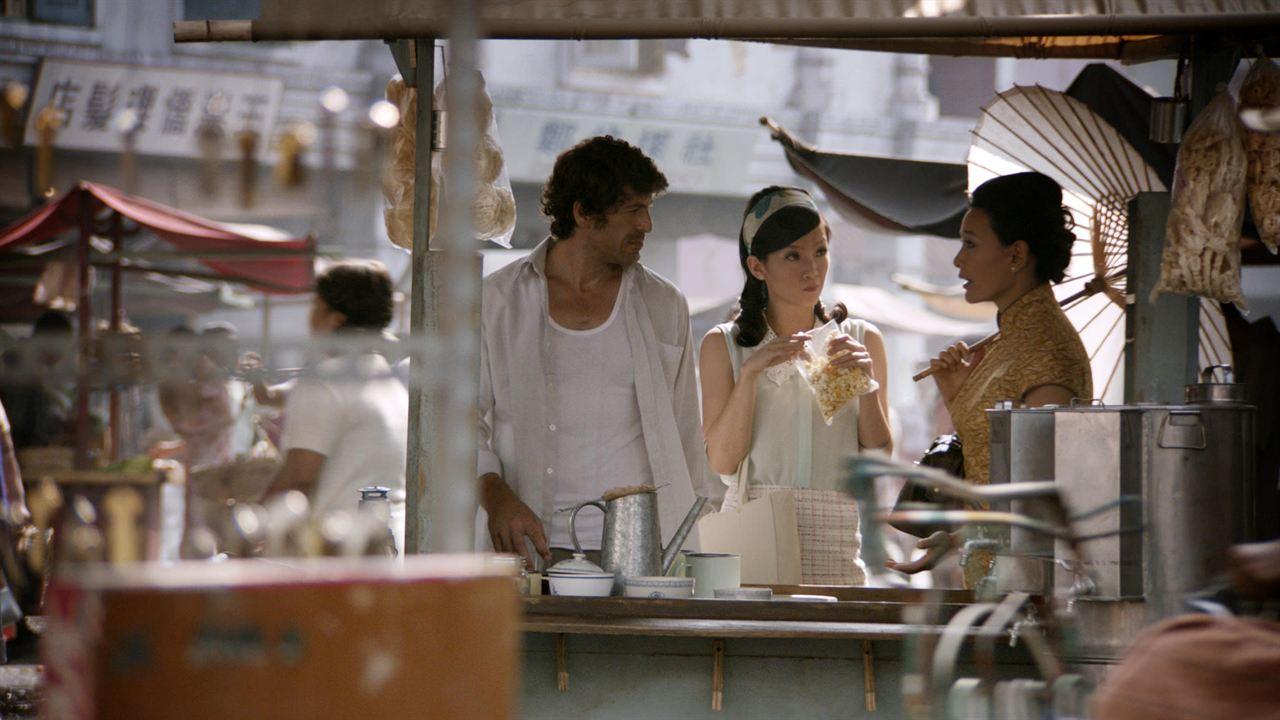 Bild Don Hany, Joan Chen, Pamelyn Chee