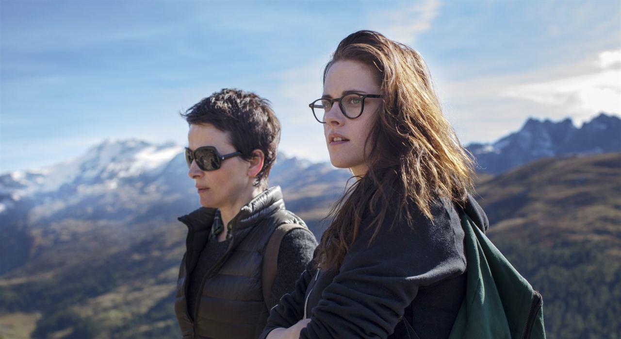 Die Wolken von Sils Maria : Bild Juliette Binoche, Kristen Stewart