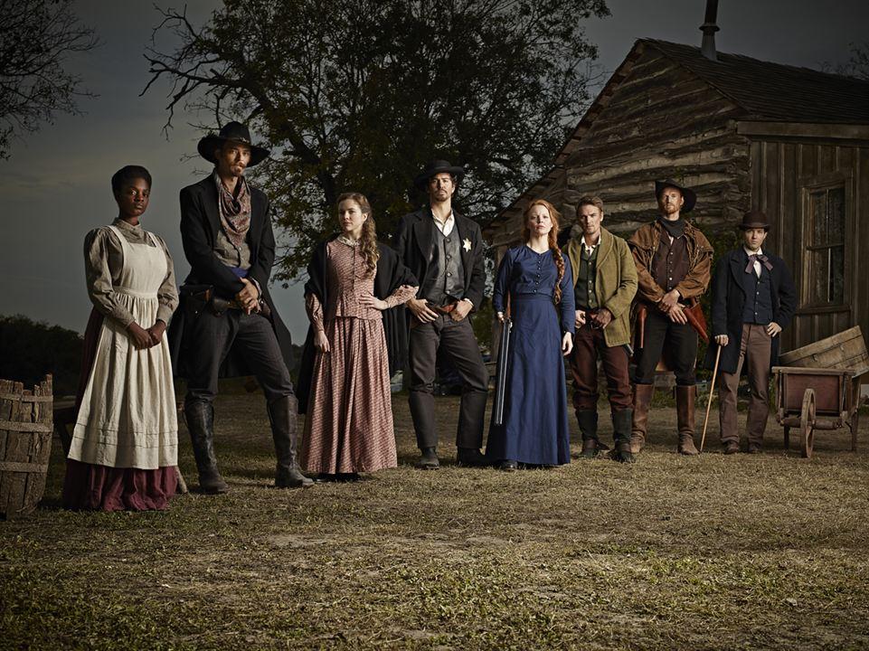 Bild Caitlin Custer, Christopher Backus, Christopher Baker, Joel Johnstone, Lauren Ambrose