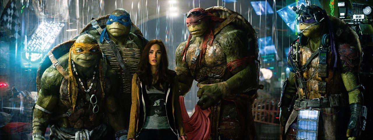 Bild Zu Megan Fox Teenage Mutant Ninja Turtles Bild Megan Fox