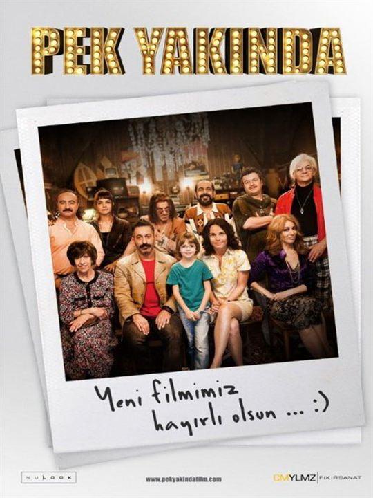 Pek Yakinda : Kinoposter