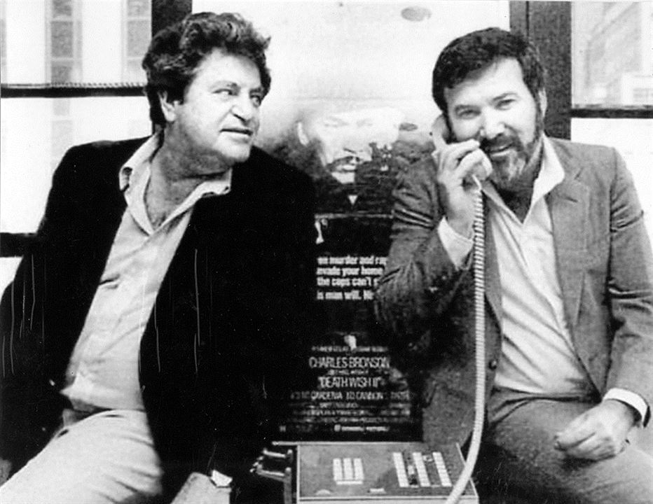 The Go-Go Boys: The Inside Story of Cannon Films : Bild Menahem Golan, Yoram Globus