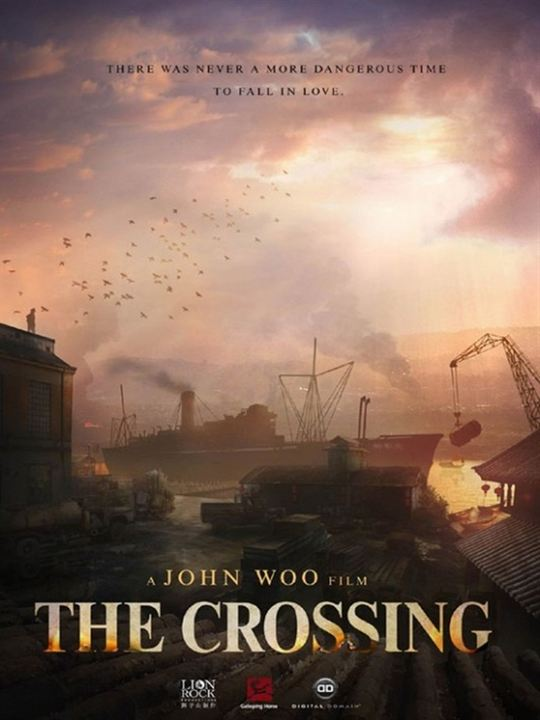 The Crossing : Kinoposter