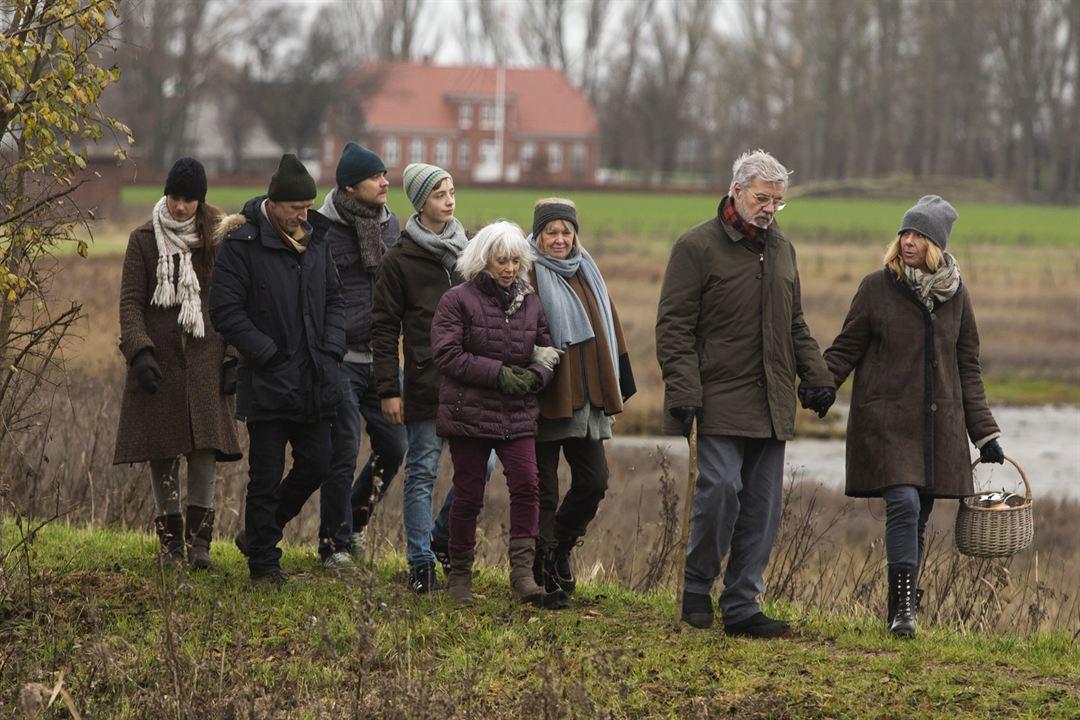 Silent Heart - Mein Leben gehört mir : Bild Danica Curcic, Ghita Norby, Jens Albinus, Morten Grunwald, Oskar Sælan Halskov