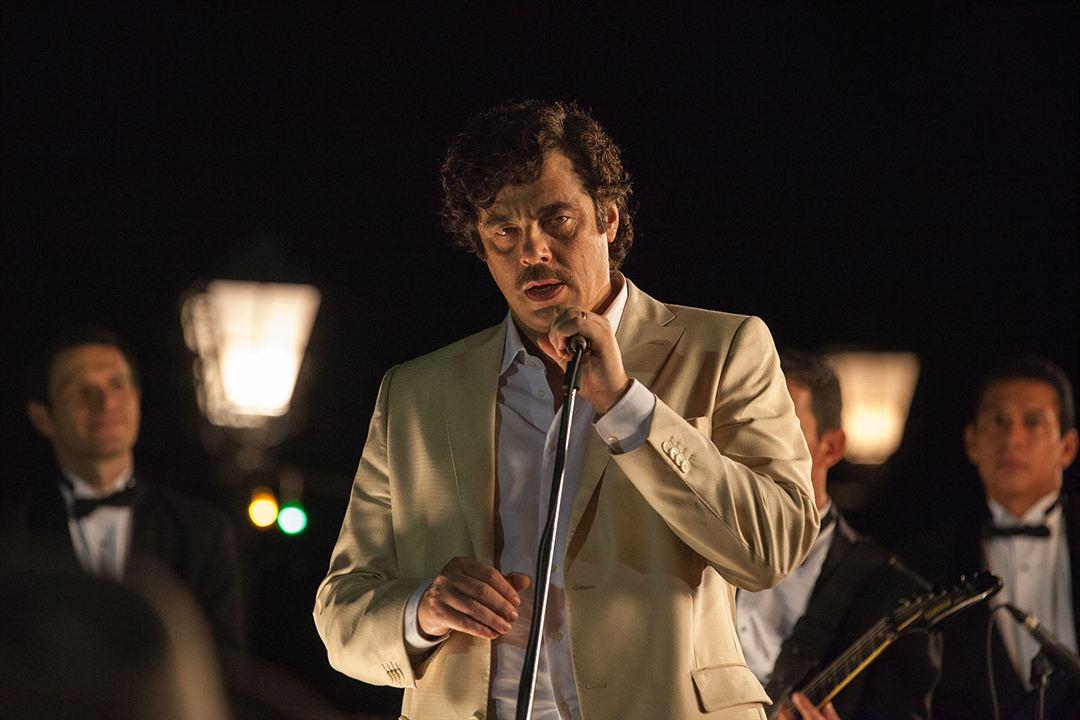 Escobar - Paradise Lost : Bild Benicio Del Toro