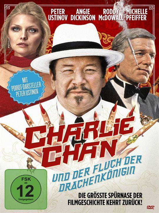 Charlie Chan und der Fluch der Drachenkönigin : Kinoposter
