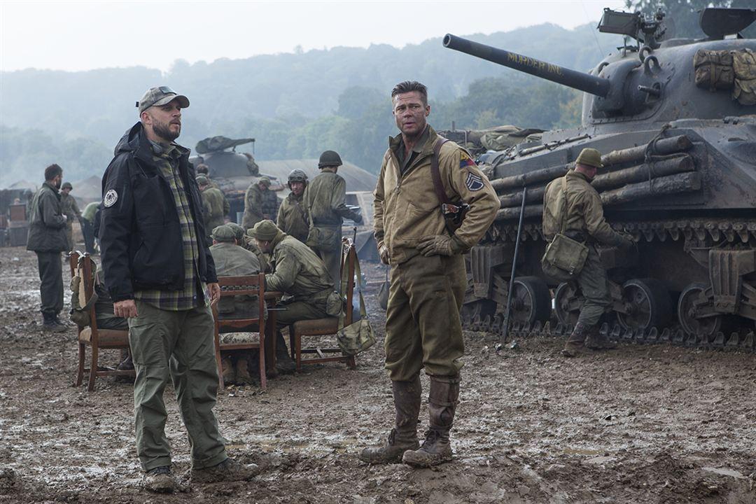 Herz aus Stahl : Bild Brad Pitt, David Ayer